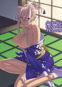 Cover / Admired beautiful flower 3 / Admired beautiful flower. 3 | View Image! | Read now!