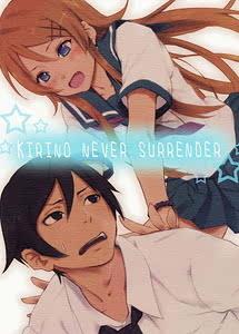 Cover / KIRINO NEVER SURRENDER / KIRINO NEVER SURRENDER   View Image!   Read now!