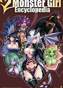 Cover / Monster Girl Encyclopedia Vol. 1 | View Image! | Read now!
