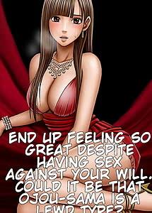 Cover / Muriyari Okasarete Konna ni Kanjite Shimawareru Nante... Moshikashite Ojousama wa Inran de Irasshaimasuka / ムリヤリ犯されてこんなに感じてしまわれるなんて…もしかしてお嬢様は淫乱でいらっしゃいますか?   View Image!   Read now!