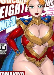 Cover / UNCANNY EIGHTHWONDER No.3 / UNCANNY EIGHTHWONDER No.3   View Image!   Read now!