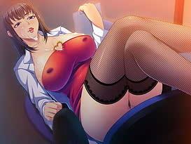 Thumb 0 / Onee-chan no Sourou Kaizen Lesson -Dashisugi ni Gochuui Yo / お姉ちゃんの早漏改善レッスン ~だし過ぎにご注意よ♪~   View Image!