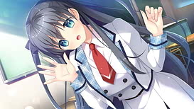 Thumb 2 / Umi to Yuki no Cyan Blue / 海と雪のシアンブルー | View Image!